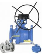 Fisher Floating Ball Valves